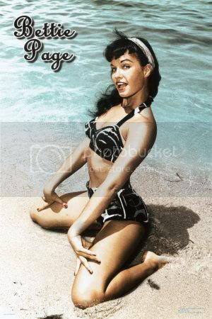 betty page Pictures, Images and Photos