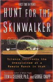 Skinwalker Book